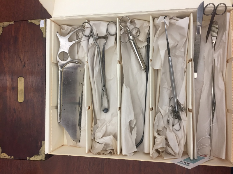 Civil War Field Surgeon Kit